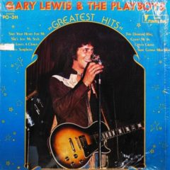 Gary Lewis & The Playboys ‎– Greatest Hits