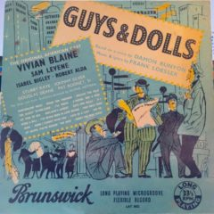 Feuer & Martin Present Frank Loesser's ‎– Guys And Dolls