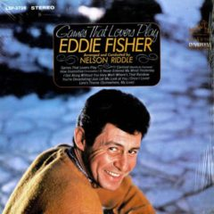 Eddie Fisher ‎– Games That Lovers Play