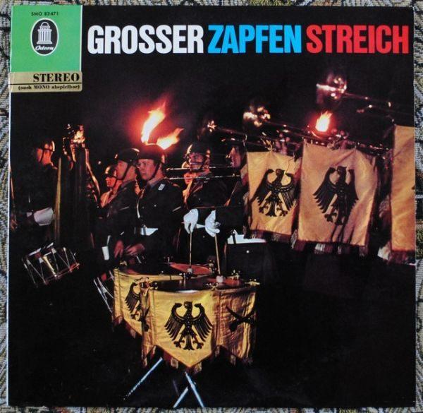 Das Große Deutsche Blasorchester – Grosser Zapfenstreich, Auf Dem Rücken Der Pferde