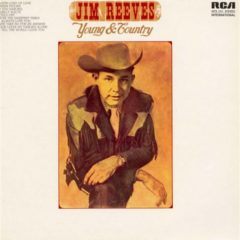 Jim Reeves ‎– Young And Country