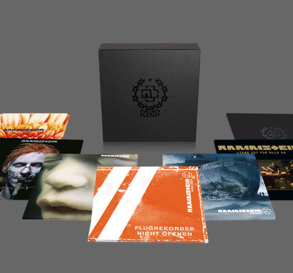 Rammstein – XXI (Запечатанная, 14 LP, Limited Edition) Лучшая цена!!!