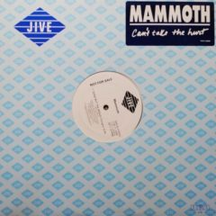 Mammoth – Can't Take The Hurt