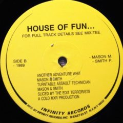 Mason M. - Smith P. ‎– House Of Fun...