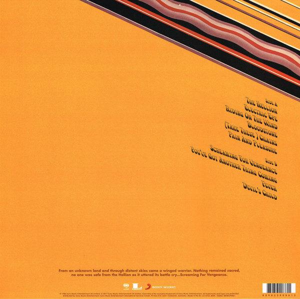 Judas Priest – Screaming For Vengeance