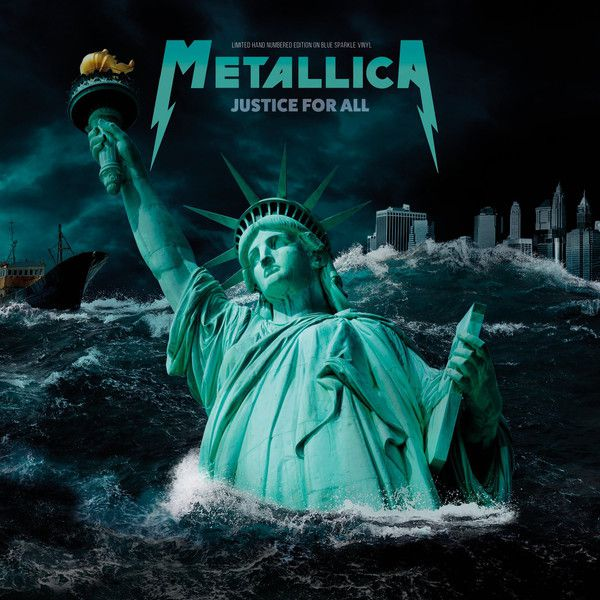 Metallica – Justice For All