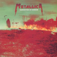Metallica ‎– Harvesters Of Sorrow