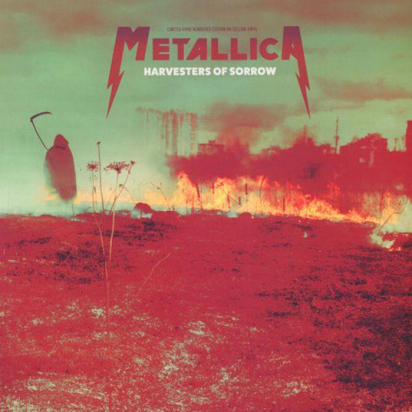 Metallica – Harvesters Of Sorrow