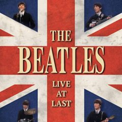 Beatles ‎– Live At Last