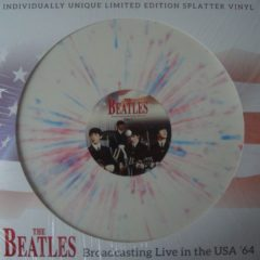 Beatles ‎– Broadcasting Live In The USA '64