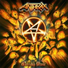 Anthrax ‎– Worship Music ( Запечатанная, 2 LP )