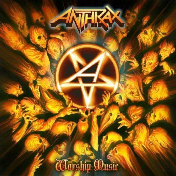 Anthrax – Worship Music ( Запечатанная, 2 LP )