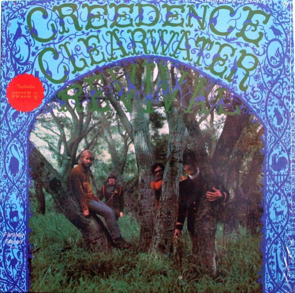 Creedence Clearwater Revival – Creedence Clearwater Revival