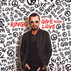Ringo ‎– Give More Love