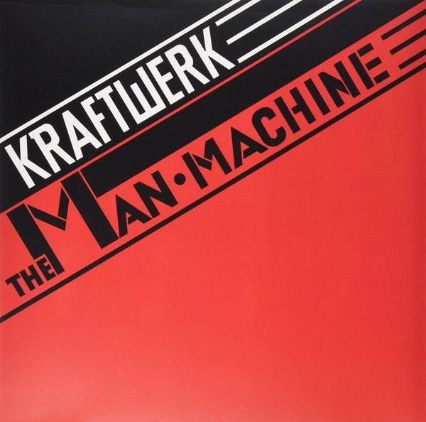 Kraftwerk – The Man•Machine