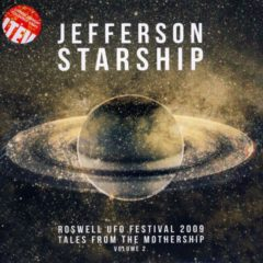 Jefferson Starship ‎– Roswell UFO Festival 2009 - Tales From The Mothership Volume 2