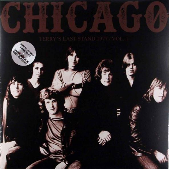 Chicago ‎– Terry's Last Stand 1977 / Vol. 1