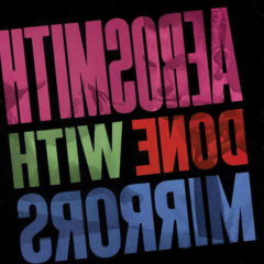 Aerosmith ‎– Done With Mirrors