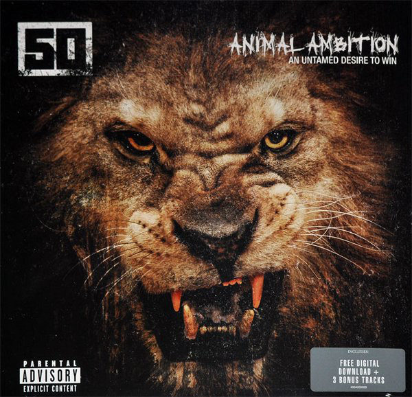 50 Cent – Animal Ambition (An Untamed Desire To Win)