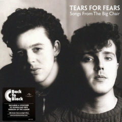 Tears For Fears ‎– Songs From The Big Chair (Запечатанная, 180g)