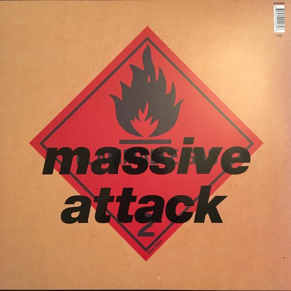 Massive Attack – Blue Lines