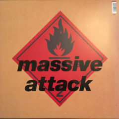Massive Attack ‎– Blue Lines ( 180g )
