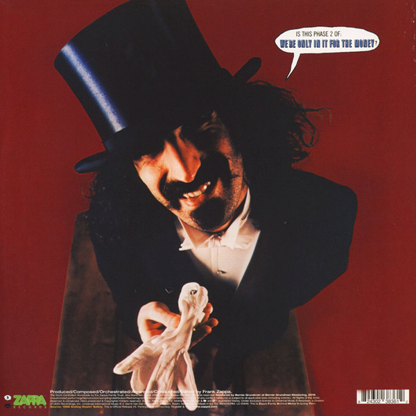 Francis Vincent Zappa Conducts The Abnuceals Emuukha Electric Orchestra & Chorus – Lumpy Gravy