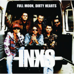 INXS ‎– Full Moon, Dirty Hearts