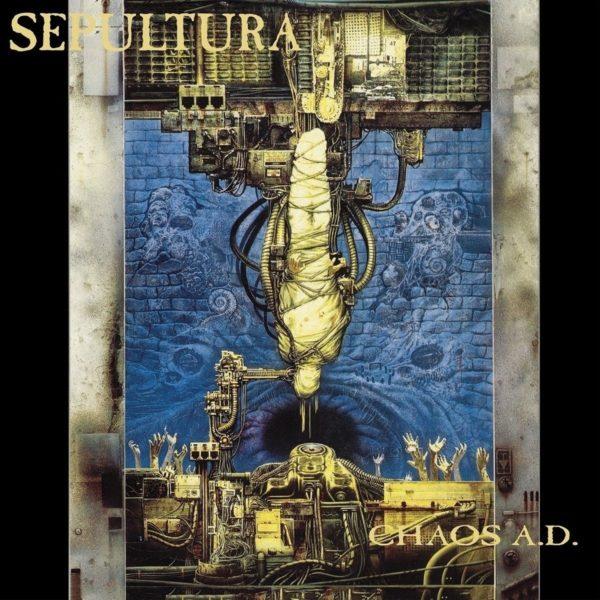 Sepultura – Chaos A.D.