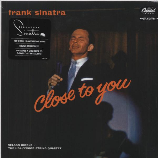 Frank Sinatra – Close To You