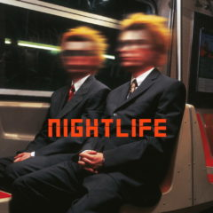 Pet Shop Boys ‎– Nightlife
