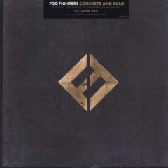 Foo Fighters ‎– Concrete And Gold