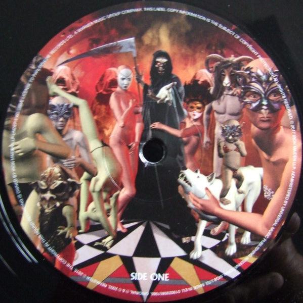 Iron Maiden – Dance Of Death