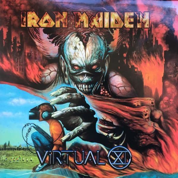 Iron Maiden – Virtual XI