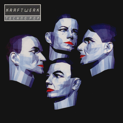 Kraftwerk ‎– Techno Pop