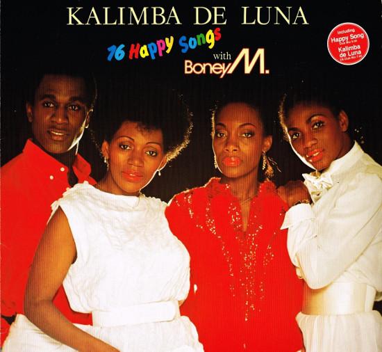 Boney M. – Kalimba De Luna - 16 Happy Songs