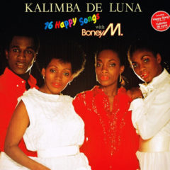 Boney M. ‎– Kalimba De Luna - 16 Happy Songs