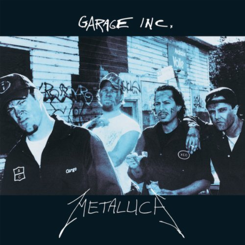 Metallica ‎– Garage Inc. ( 3 LP )
