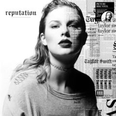 Taylor Swift ‎– Reputation ( Picture vinyl )