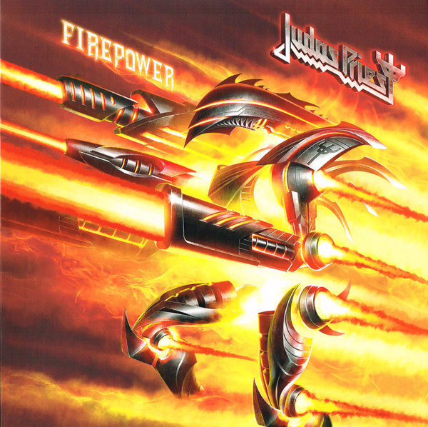 Judas Priest – Firepower ( Color Vinyl )