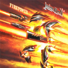 Judas Priest ‎– Firepower ( Color Vinyl )