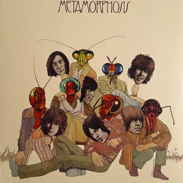 Rolling Stones – Metamorphosis ( Запечатанная )