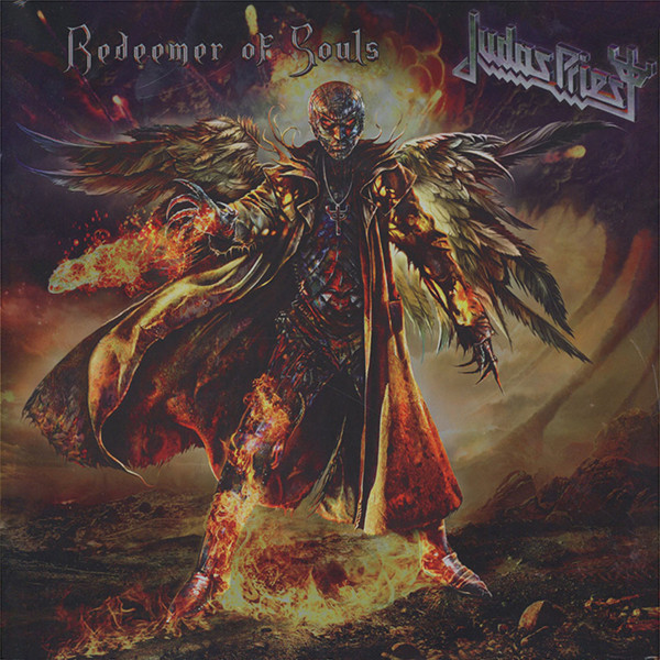 Judas Priest ‎– Redeemer Of Souls
