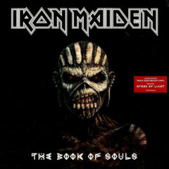 Iron Maiden ‎– The Book Of Souls