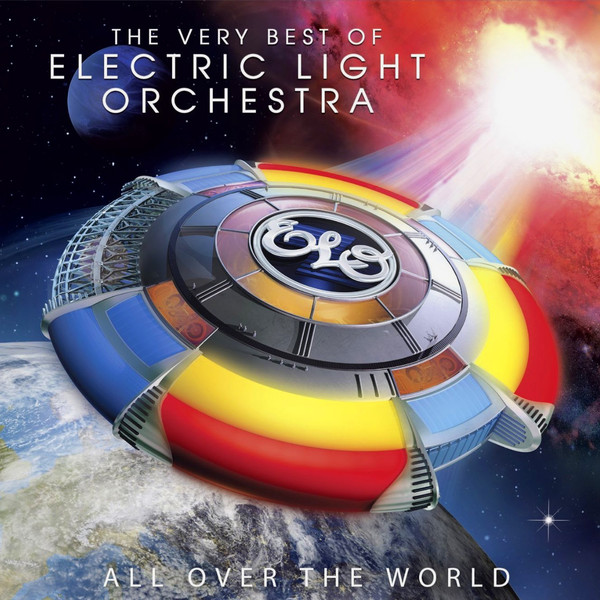 Electric Light Orchestra ‎– All Over The World - The Very Best Of