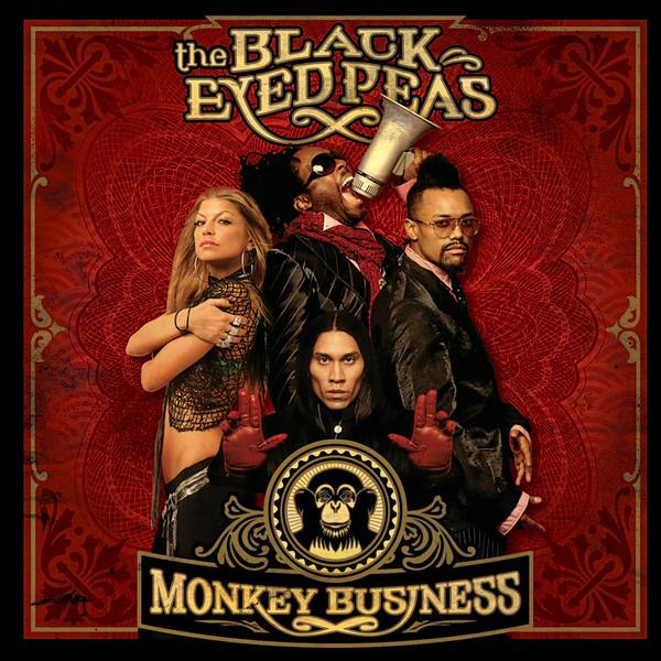 Black Eyed Peas – Monkey Business
