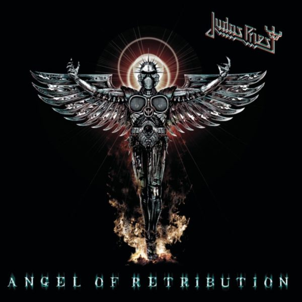 Judas Priest ‎– Angel Of Retribution