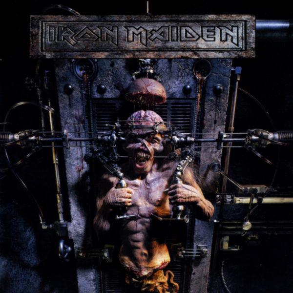 Iron Maiden – The X Factor