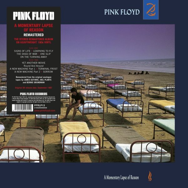 Pink Floyd – A Momentary Lapse Of Reason
