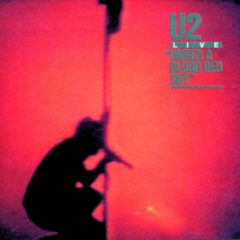 U2 ‎– Live Under A Blood Red Sky